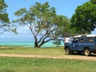 poe, new Caledonia campsite