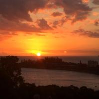 sunset owen toro